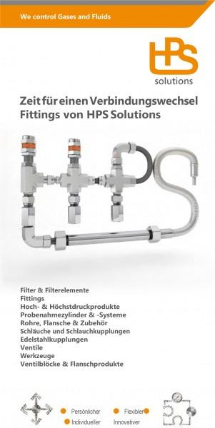 HPS Solutions Unternehmensflyer - Rev 40/20
