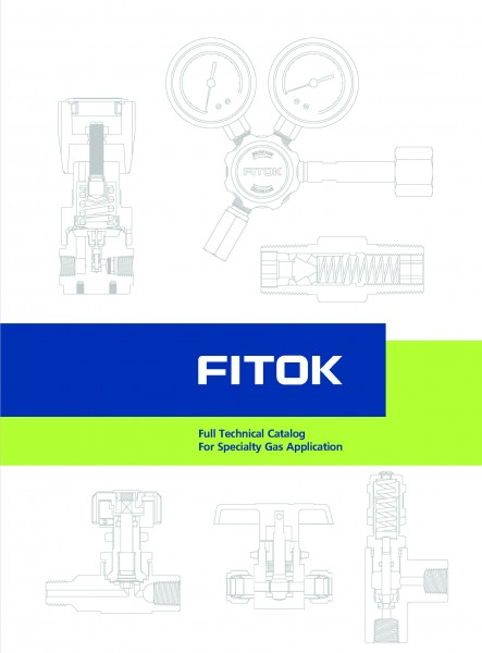 Fitok Gas- und Reglerkatalog (4601011056)