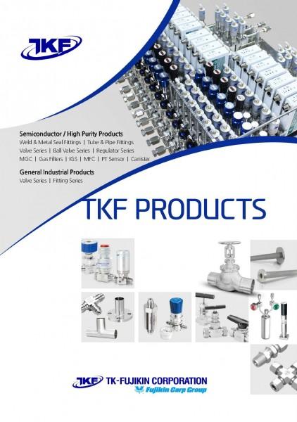 TK-Fujikin Gesamtkatalog ()