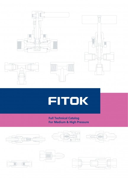 Fitok Hochdruckkatalog (4601010991)